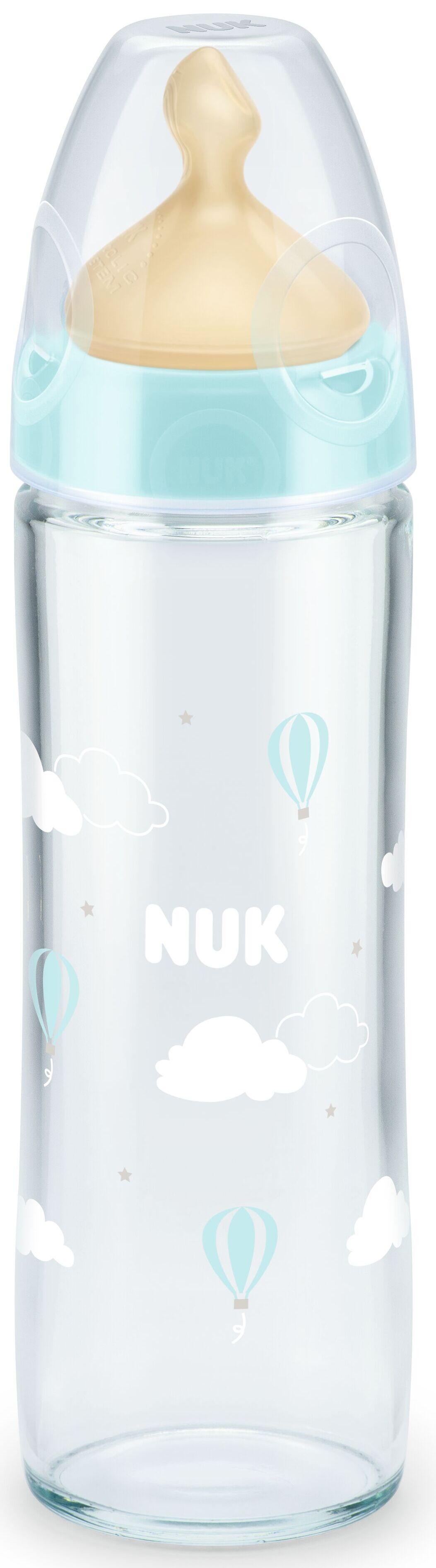 Бутылка стекло New Classik FC+ лат (р1) 240 мл