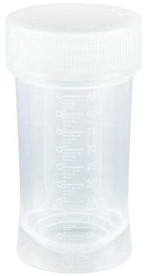 Бутылка 45 мл для маловесных одноразовая PP (без соски)