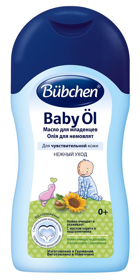 BU1 Масло для младенцев 400 мл