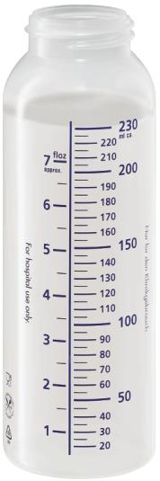 Бутылка 230 мл Clinik PP (без соски)