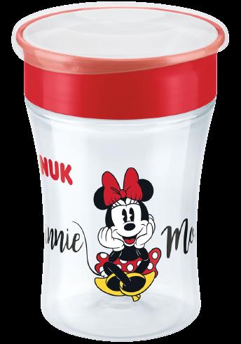 Поильник-стакан Mickey Mouse 230 мл 8+